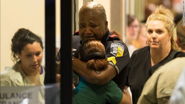 Dallas Police Chief Reveals Motive Of Suspect Who Ambushed Cops, Killing 5