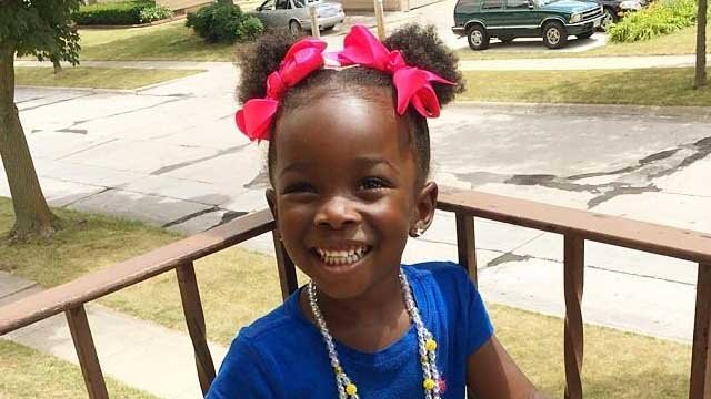 Heartbreaking: 3-yr-old killed during her birthday party