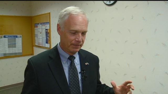 Johnson, Feingold prepare for 1st debate in tightening race