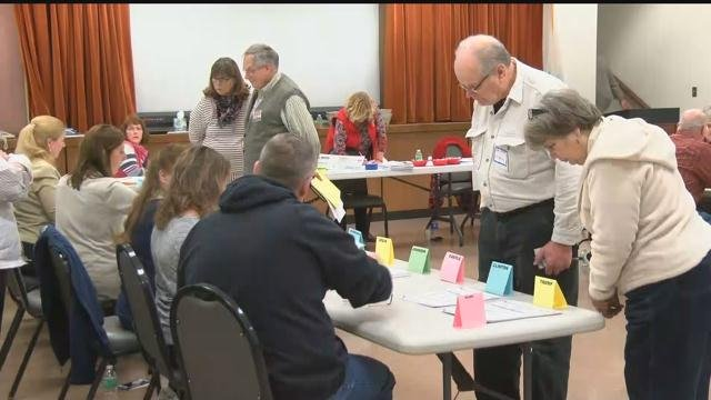 Minimal changes reported in Dane County as presidential recount begins