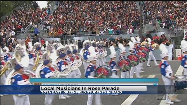 Cal Poly Rose Parade float takes home another award