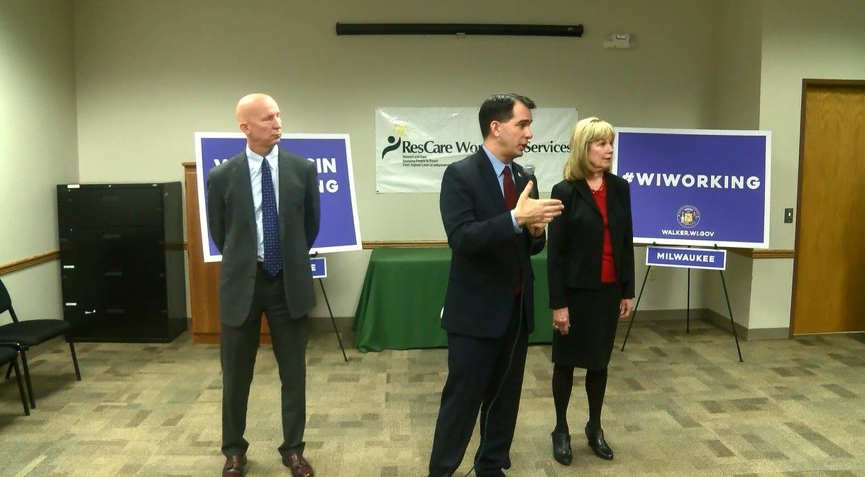 Governor Walker Says Welfare Reform Headed to Wisconsin