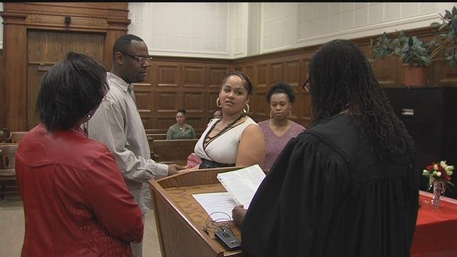 Local Couples Tie the Knot at the Milwaukee County Courthouse