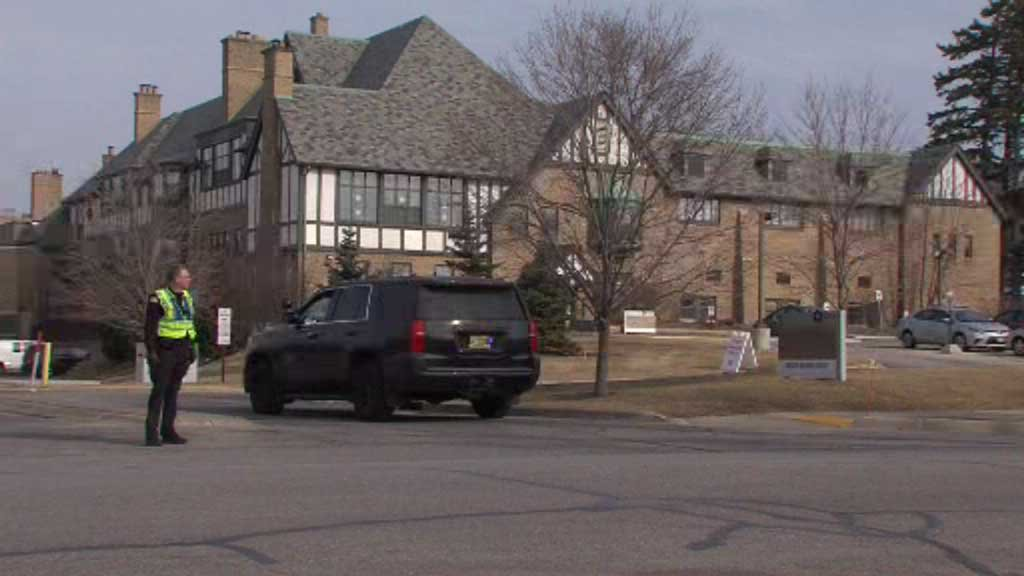 Evacuation lifted at Jewish Community Center after bomb scare