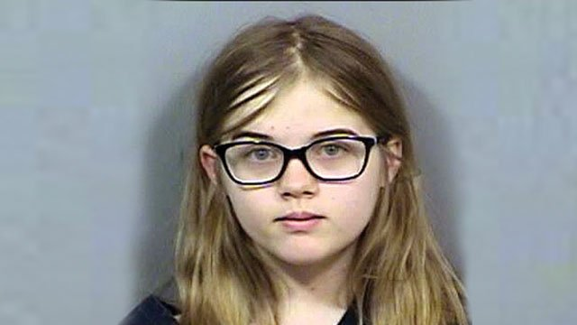 Wisconsin girl pleads 'mental defect' in Slender Man attack