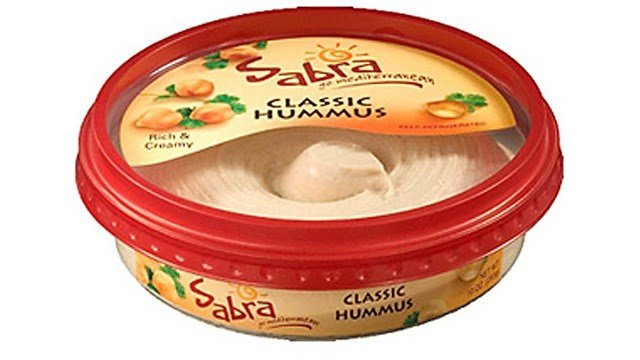 Sabra brand hummus recalled over Listeria