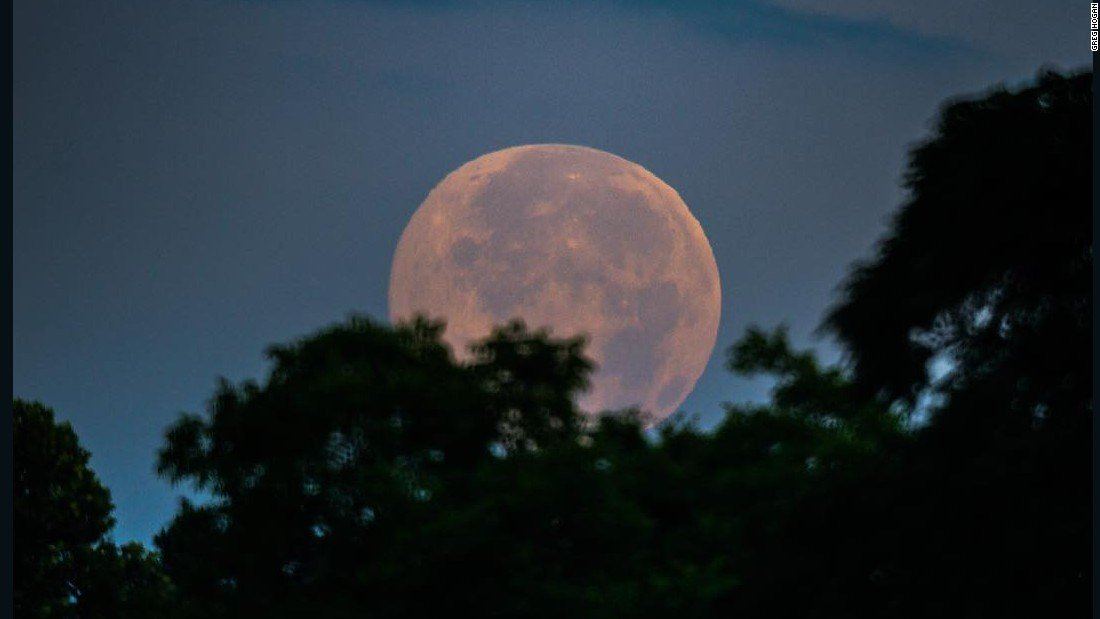 Cbs 58 Rare Strawberry Moon Will Be Visible Tonight