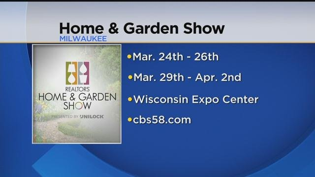 Cbs 58 The Realtors Home And Garden Show Starts Friday In Milwaukee