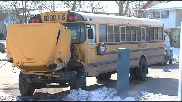 CBS 58 - Going over school bus safety after bus accidents